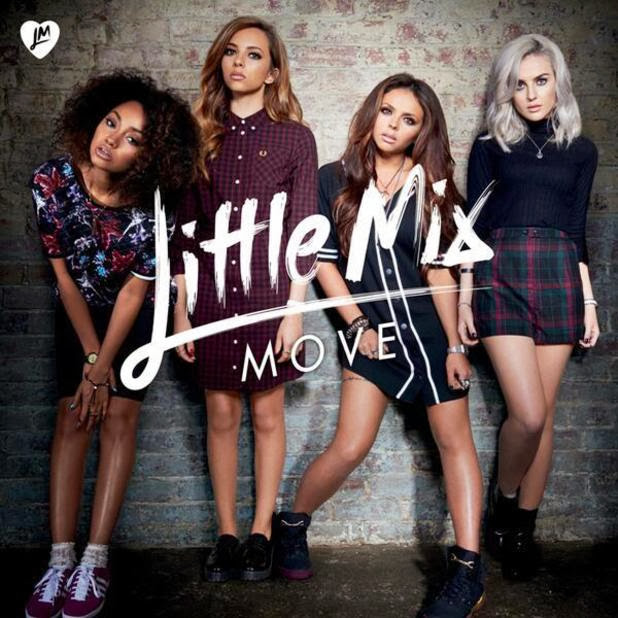 Little Mix - Move - traduzione testo video download