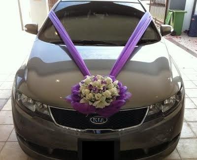 Cho thuê xe cưới Kia Forte giá rẻ 1