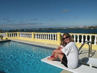 Beautiful Bermuda. Photograph by Janie Robinson, Travel Writer