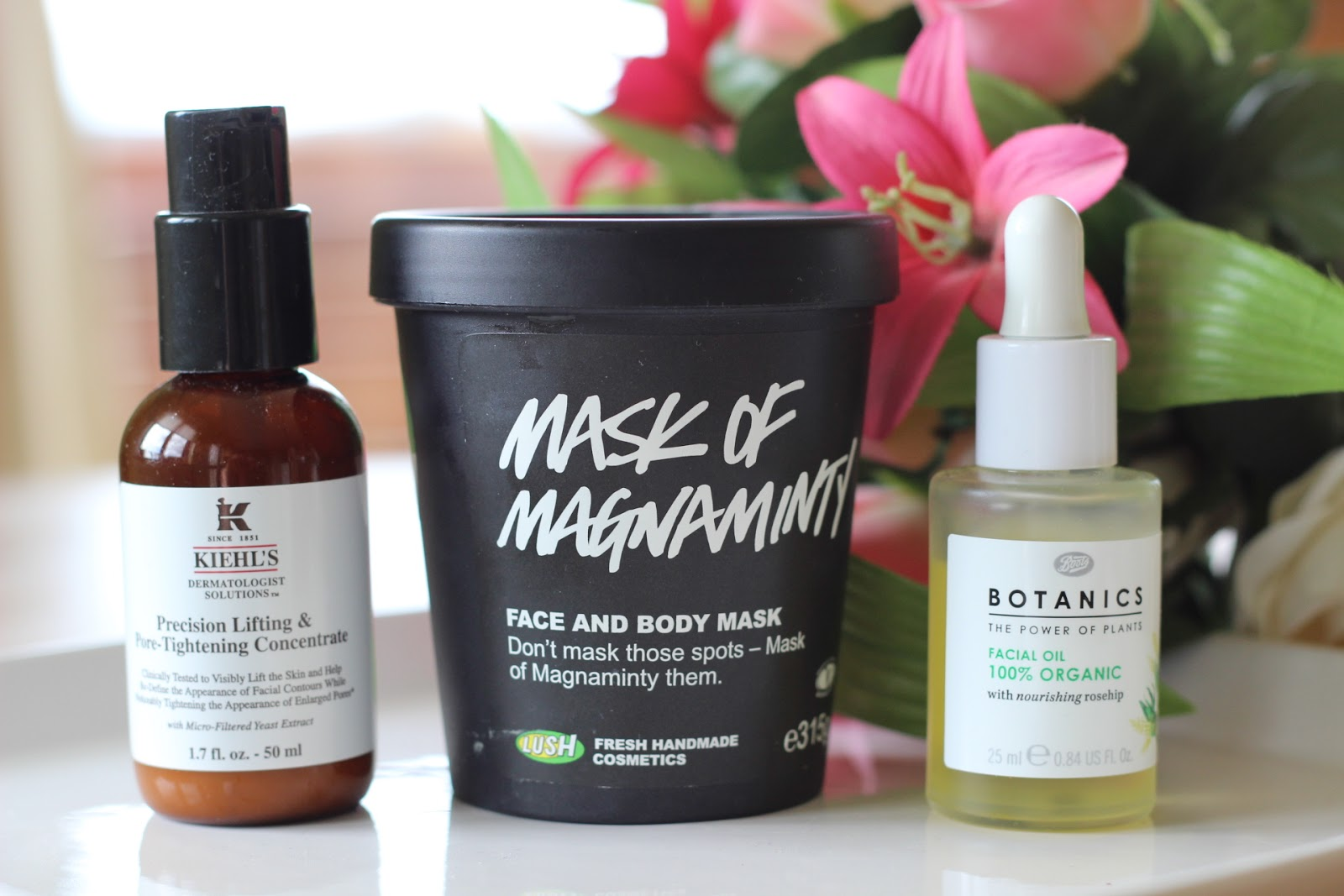 Current Skincare Saviours