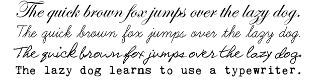 Joined Up Handwriting - Laptuoso