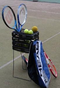 Tennisvalmennusta