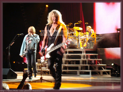 Joe Elliott, Rick Savage, and Rick Allen - 2009 - Def Leppard