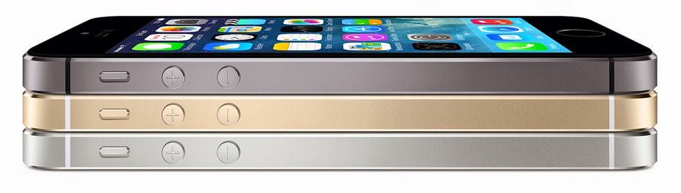 iPhone 5S Gadget Impian Setiap Blogger, 3 iPhone 5S untuk dimiliki