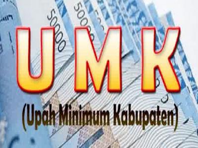 UMK Lampung 2015