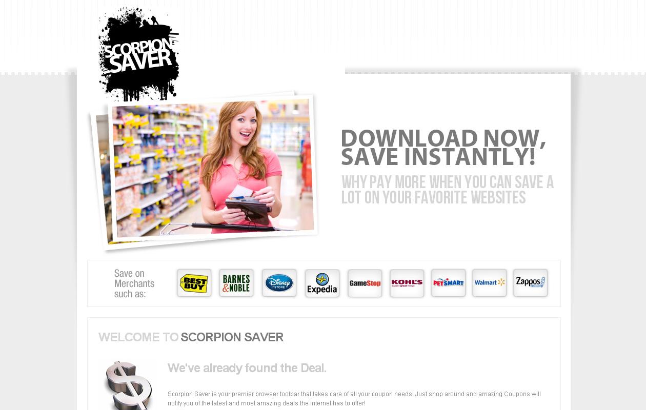 ScorpionSaver