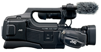 Cámara JVC GY-HM70