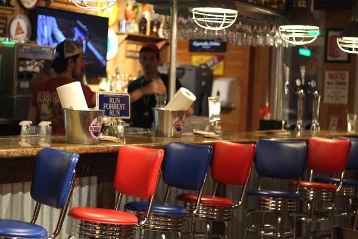 Bubba Gump London Review Restaurant