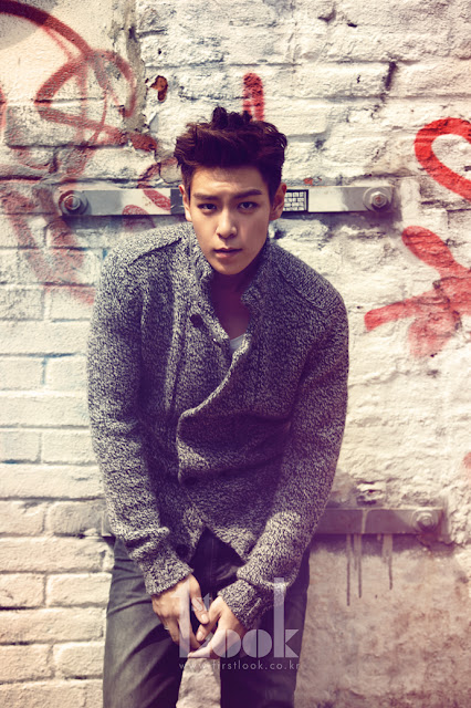 Big Bang T.O.P Calvin Klein 1st Look 9