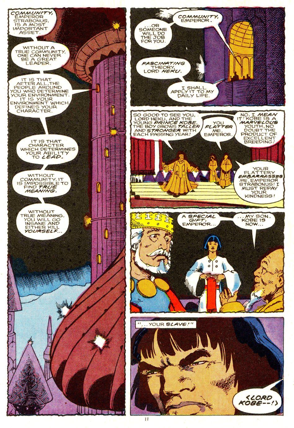 Conan the Barbarian (1970) Issue #207 #219 - English 9
