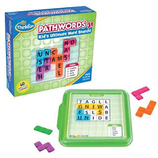 Pathwords Jr
