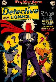 Detective Comics #168 Origin of The Joker comic cover