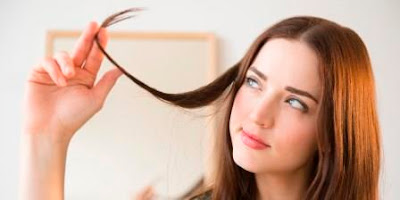cara merawat rambut lurus kering dan patah