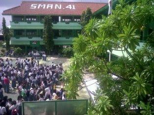 SMA Negeri 41 Jakarta Utara