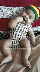 Baby Aaron 6 bulan