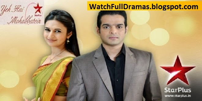 Yeh Hai Mohabbatein 25th February 2014 Full Episode Watch