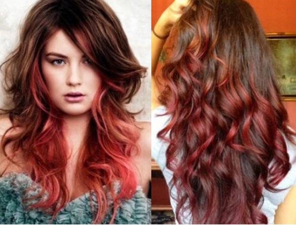 Tips for Choosing Paint Colors Hair - Hairstyles Tips