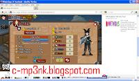 Cheat Ninja Saga - Senjata H. B. Yukihaku Permanen update 23 mei 2011