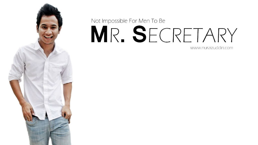 Mr. Secretary