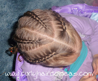 Toddler Hairstyle that lasts