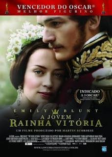 A Jovem Rainha Vitória – Dublado
