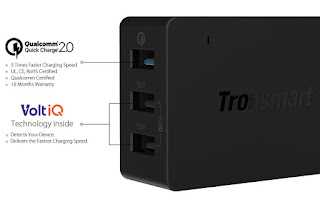 Tronsmart Quick Charger