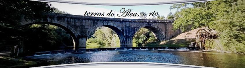 ... terras do Alva, o rio