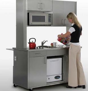 Kitchen Set Solo Desain Dapur Pada Perumahan Minimalis