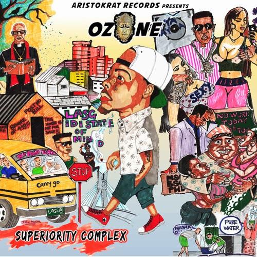 Ozone X Wizkid - Mercy + Superiority Complex | Ses Rêveries