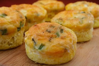 Easy Egg Muffins Recipe