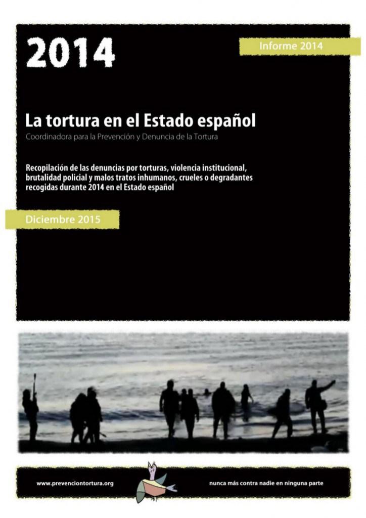Tortura no Estado Español 2014