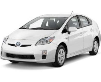 Daftar harga mobil Toyota Prius baru :