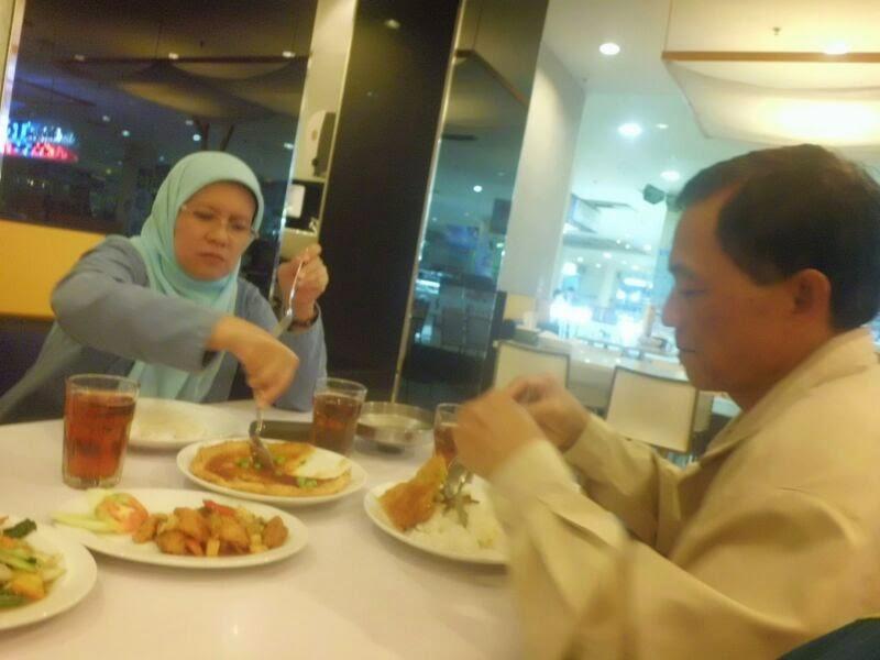 Abdul Djumazab  dan  Siti Yuliah