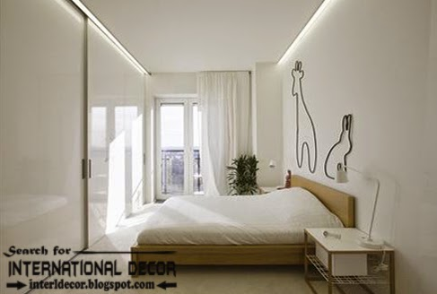 plasterboard ceiling, false ceiling designs for bedroom ceiling hidden lighting