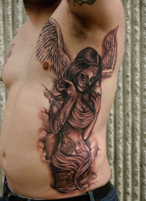 Libra Tattoo Gangsta Tattoos Tribal Gallery