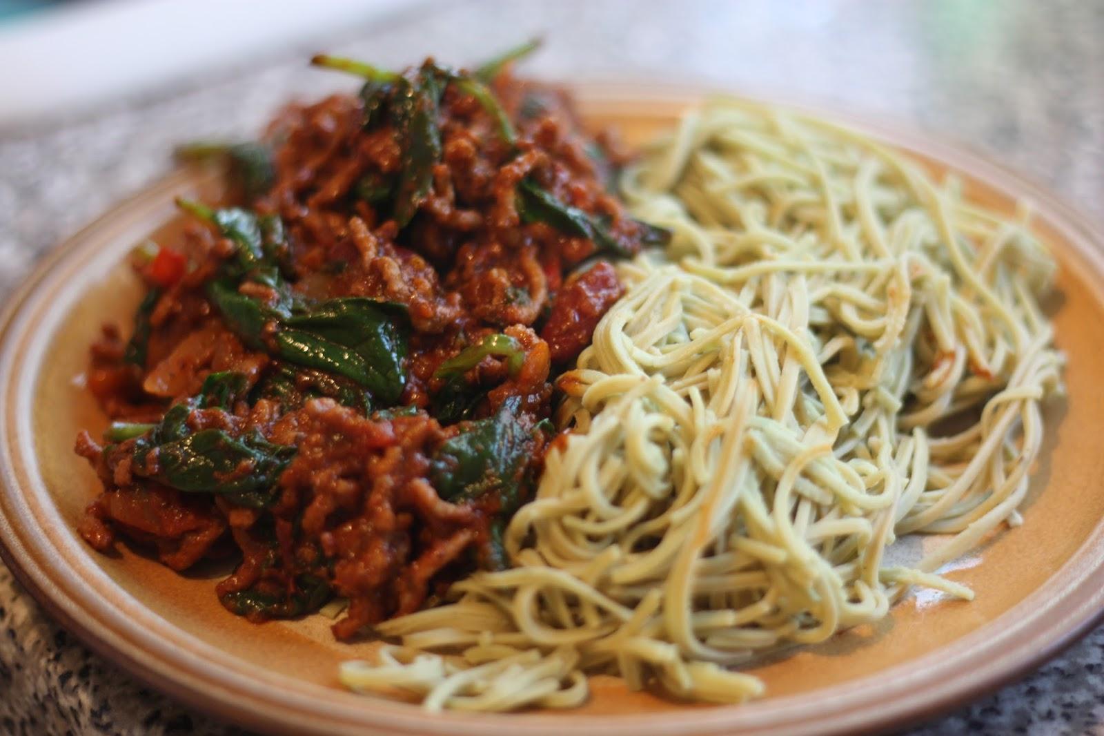 Gluten Free Spaghetti Bolognese Recipe Graham Monger