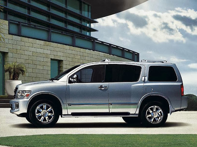 2014 Infiniti QX56 HD Wallpaper