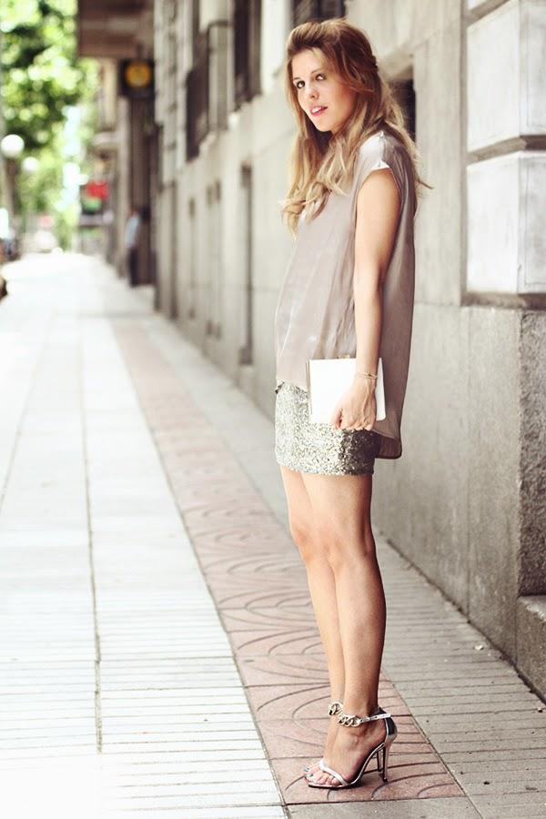 Types of shoes: Sandals - Tipos de zapatos: Sandalias
