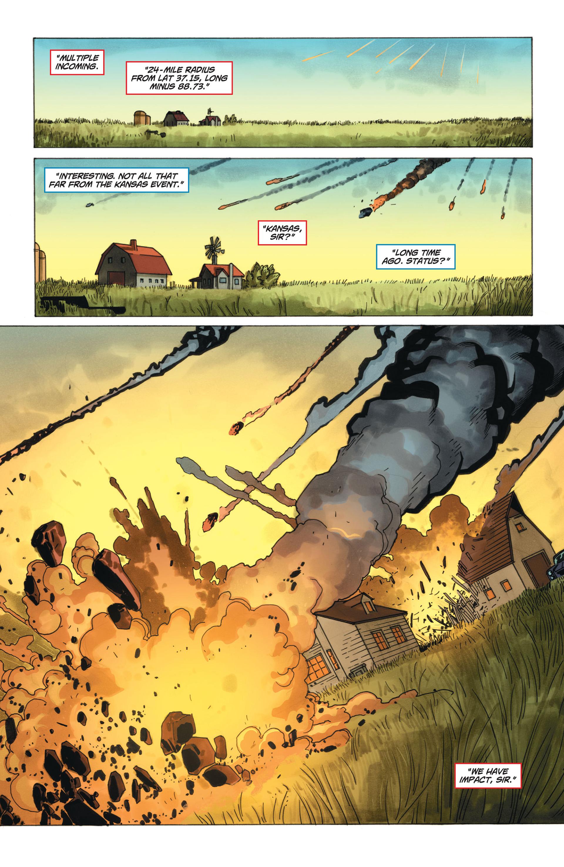 Supergirl (2011) Issue #1 #3 - English 3