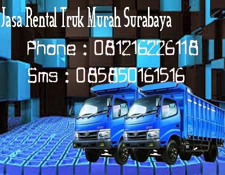 Jasa Rental Truk Murah Surabaya-Sidoarjo
