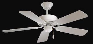 Instalar ventilador de techo con luz