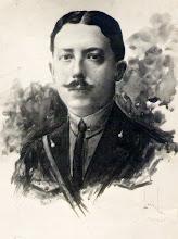 Capitán Miguel de la Paz Orduña