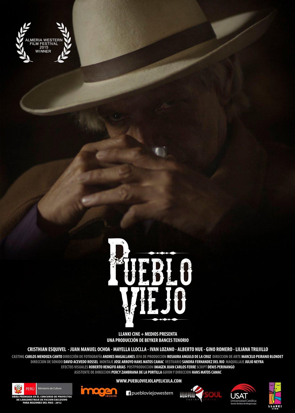 Poster Pueblo Viejo