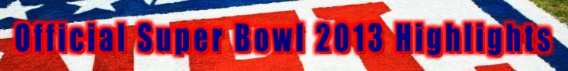 The Official Super Bowl 2013