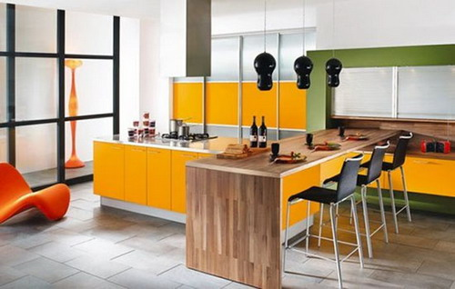 kitchen color combinations scheme design