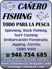 CAÑERO FISHING