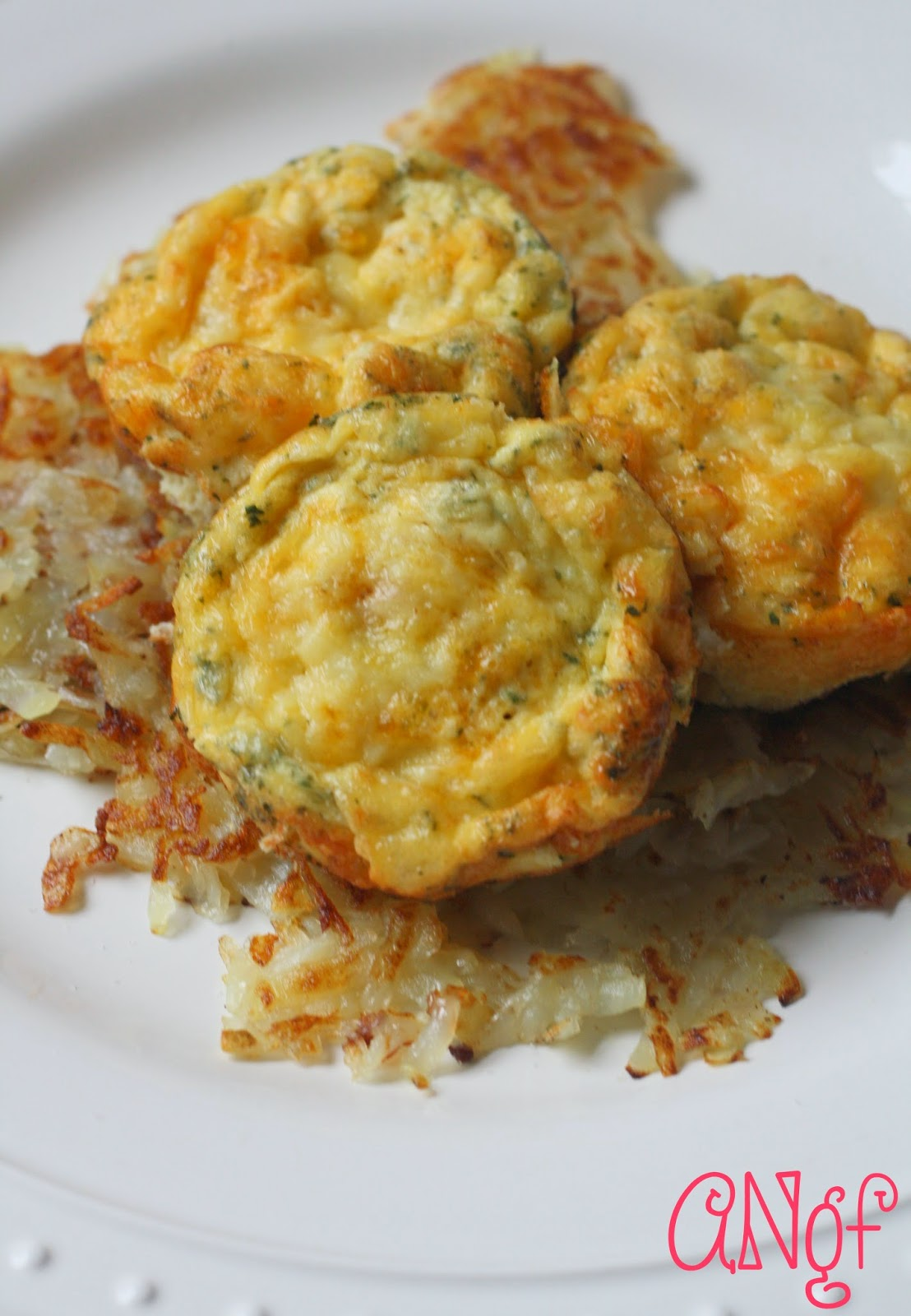 Gluten free Mexican flavoured frittatas with easy homemade hashbrowns from Anyonita-nibbles.co.uk