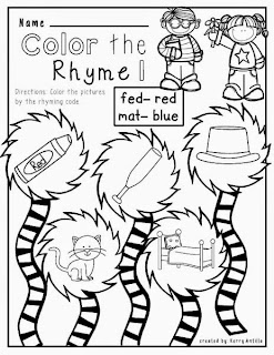 math worksheet : dr seuss rhyming worksheets kindergarten  k5 worksheets : Dr Seuss Worksheets For Kindergarten