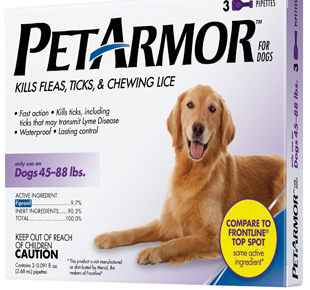 Can Petarmor For Dogs Cause Side Effects