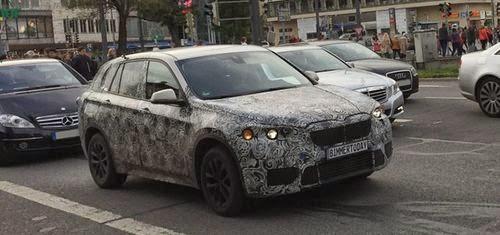 BMW 1-Series Sport Cross